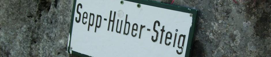 Sepp-Huber-Steig