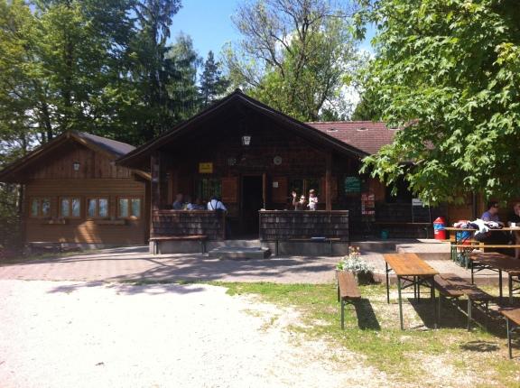 Pettenfirsthütte