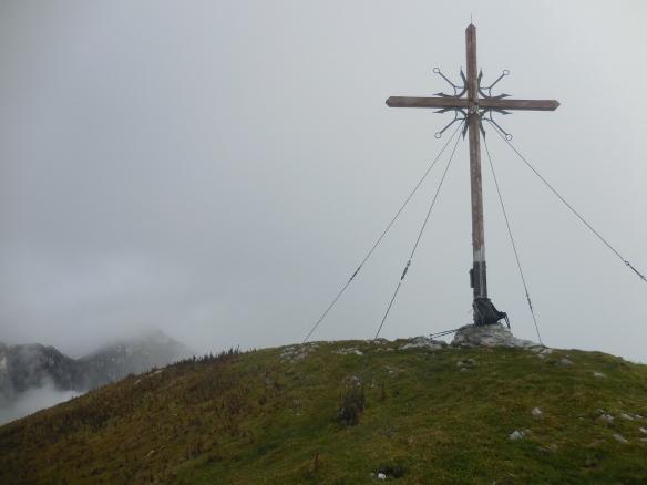 Am Gipfel des Tauernkogels